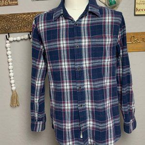 Weatherproof Vintage Men's Flannel Shirt